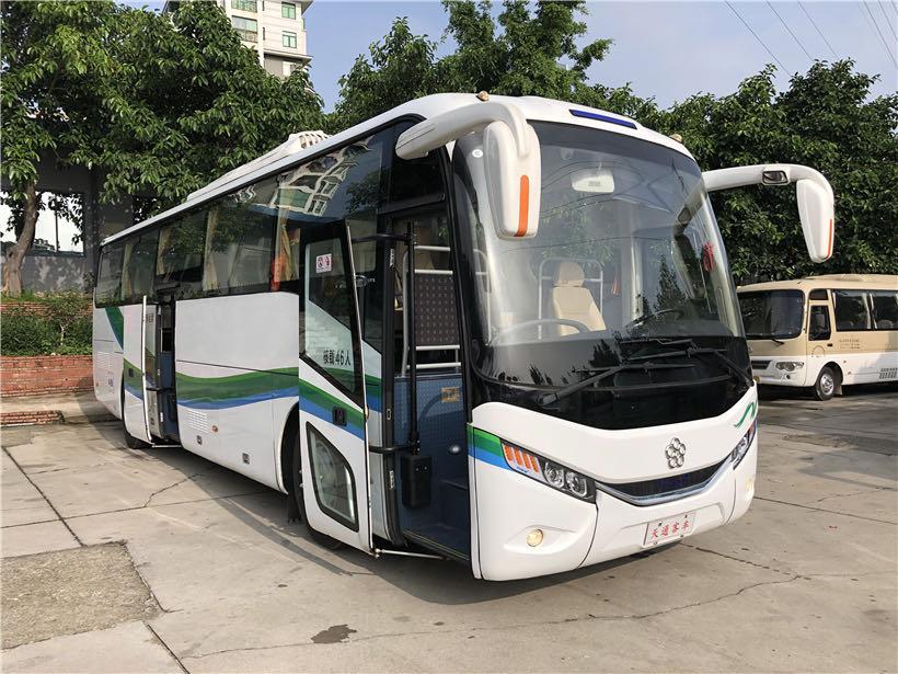 2017年新款广通46座纯电动