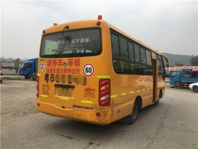 2013年1月35座非营运东风超龙