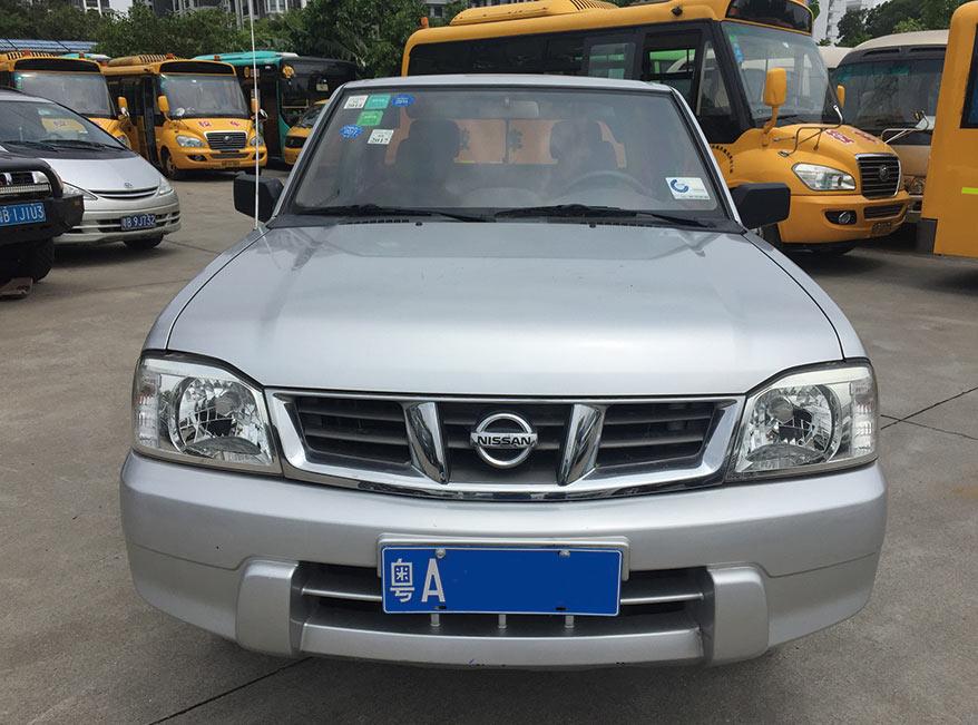 2011年12月汽油两驱日产D22