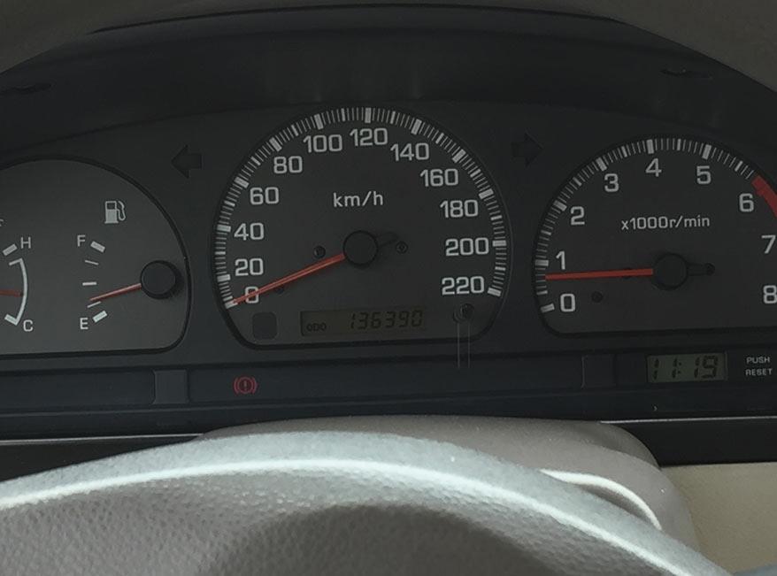 2006年4月四驱日产D22