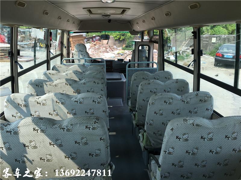 宇通旅游团体客车40座宇通客车出售手续齐全
