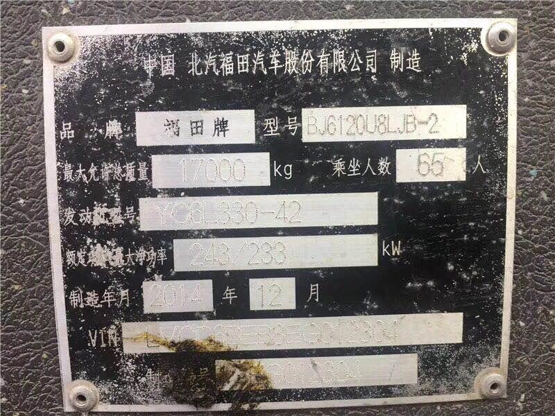 2015年2月65座福田
