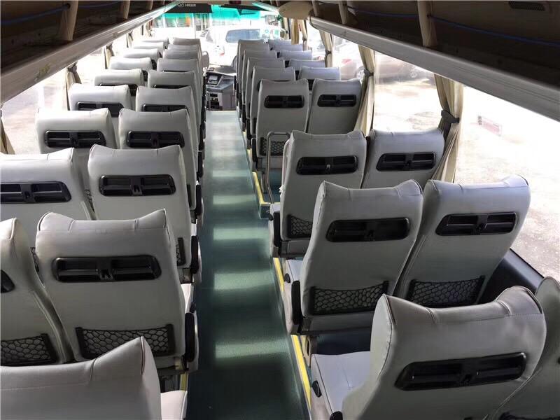 2015年7月海格6112客车49座
