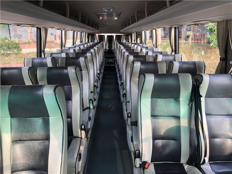 一批2016年9月50座金龙海格6115非营运