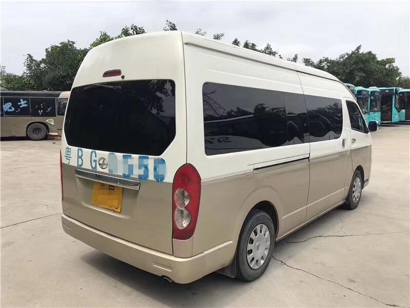 国四2011年15座九龙商务车