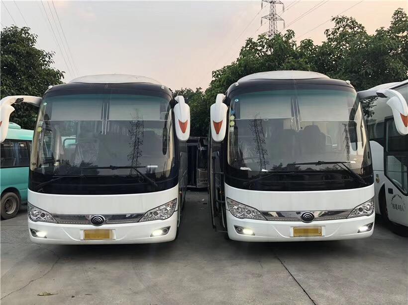2017年宇通33座国五非营运