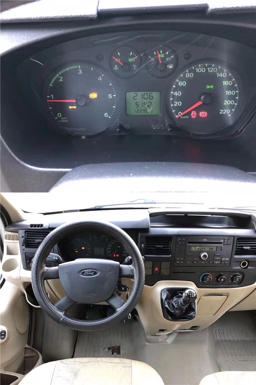 2012年15座福特新世代