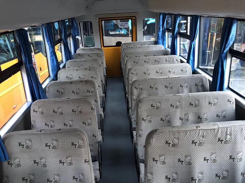 2015年12月41座宇通幼儿校车