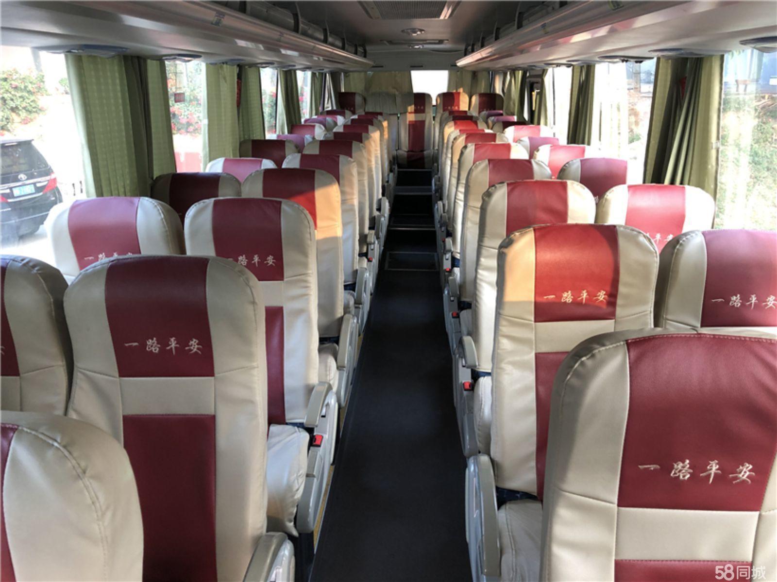 2015年49座非营运福田大巴