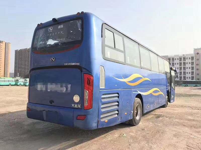 2014年9月大金龙6113型号51座大巴