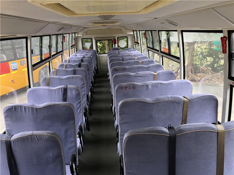 2015年2月56座长安校车