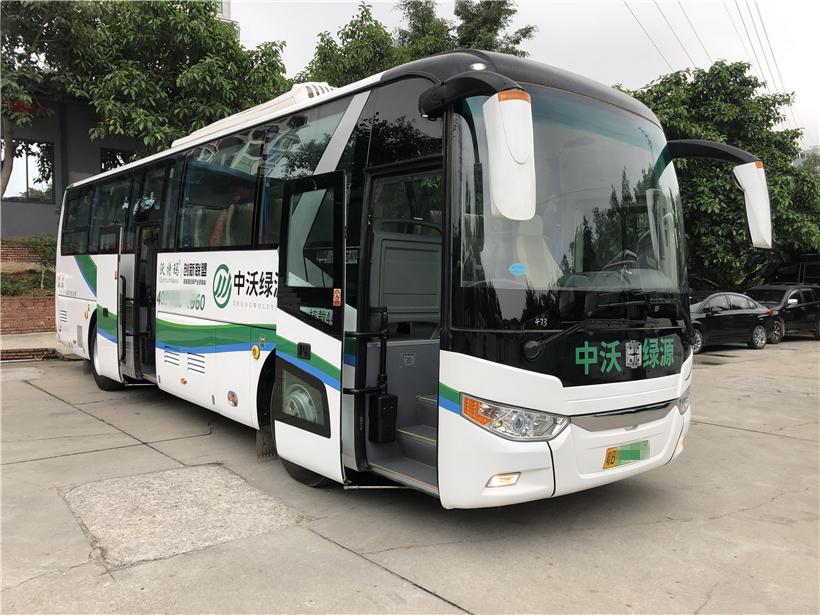 2017年12月中通新能源客车